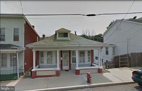 Photo of 521 W Race St, Pottsville, PA 17901