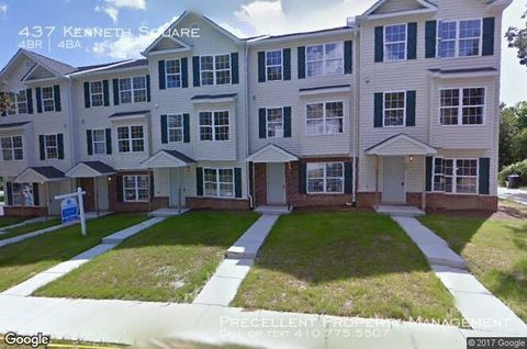 Photo of 437 Kenneth Sq, Baltimore, MD 21212