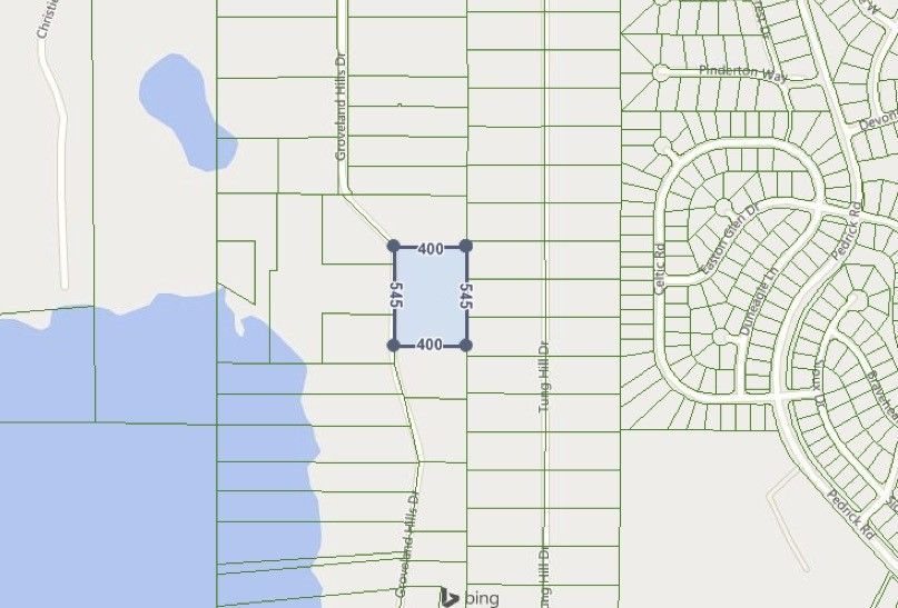 Groveland Hills Dr Tallahassee, FL 32317