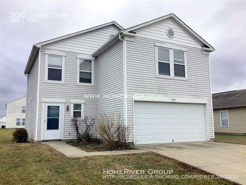 Photo of 306 Long Bow St, Sheridan, IN 46069