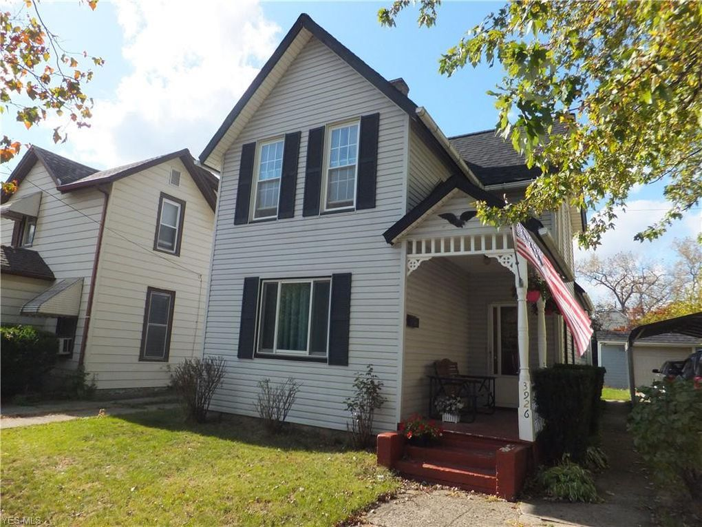 3926 W 22nd St Cleveland, OH 44109