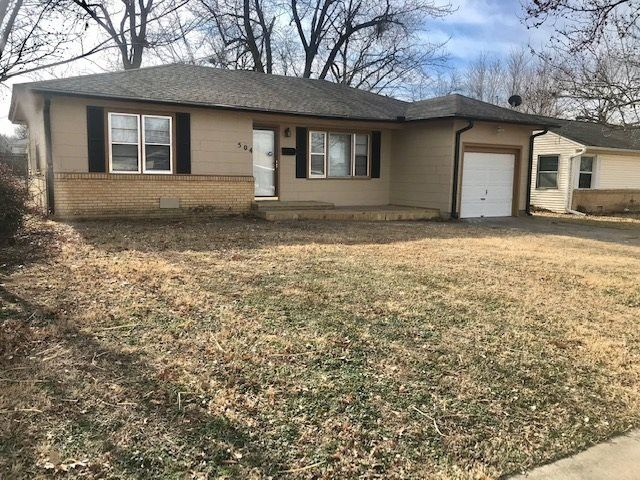 504 Foster Ave Ponca City, OK 74601