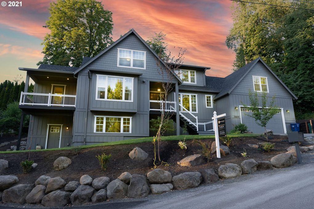 3805 SE Hillside Dr Portland, OR 97267