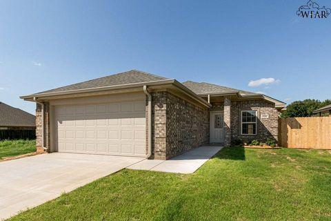 Wichita Falls Tx New Home Builders
