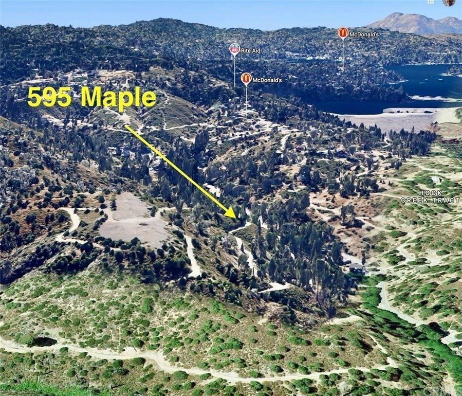 595 Maple Dr Lake Arrowhead, CA 92352