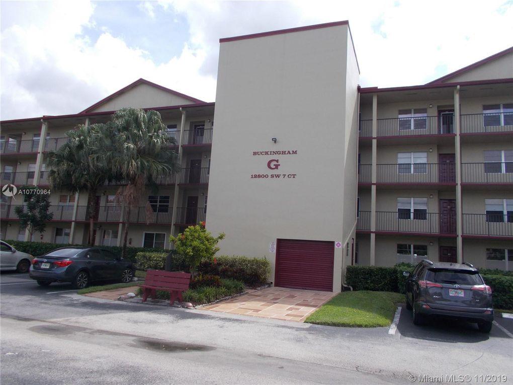 12800 SW 7th Ct Unit 404G Pembroke Pines, FL 33027