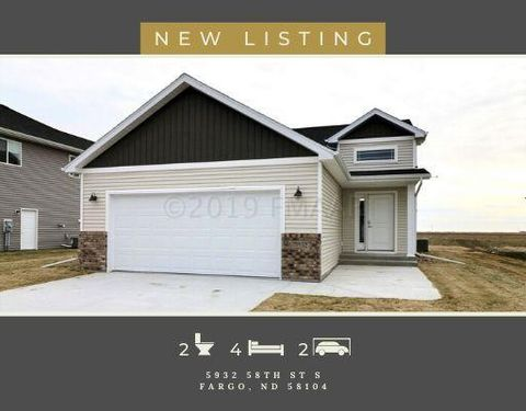 Photo of 5932 58th St S, Fargo, ND 58104