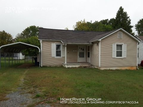 Photo of 320 S Fourth Ave, Mayodan, NC 27027