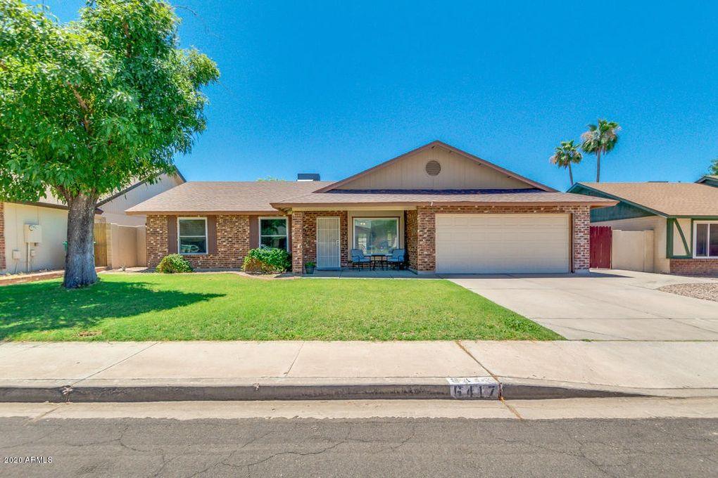 6417 E Fairfield St Mesa, AZ 85205