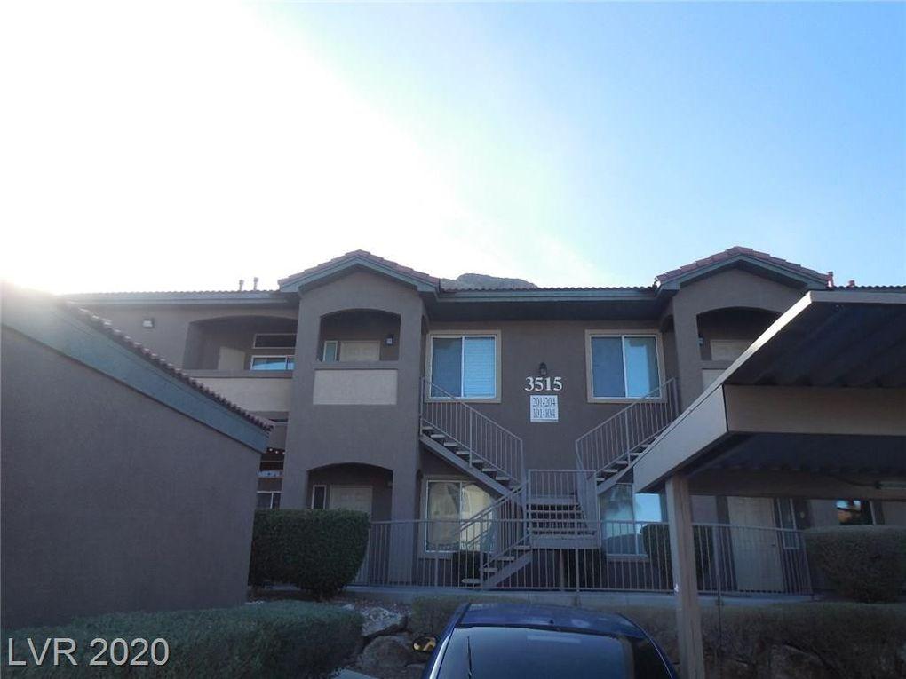 3515 Cactus Shadow St Unit 204 Las Vegas, NV 89129