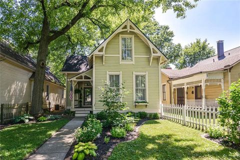 Photo of 1319 E 10th St, Indianapolis, IN 46202