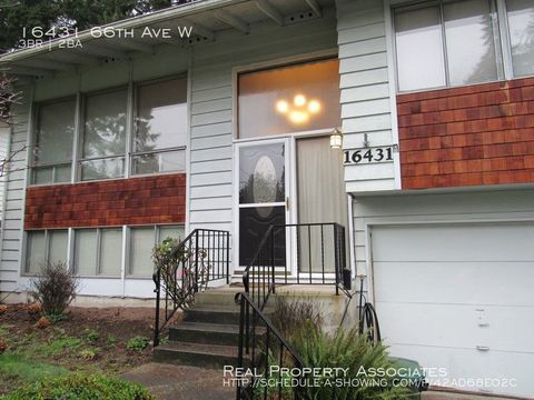 Photo of 16431 66th Ave W, Lynnwood, WA 98037