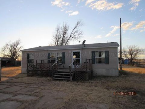 Photo of 1408 S Barnes St, Pampa, TX 79065