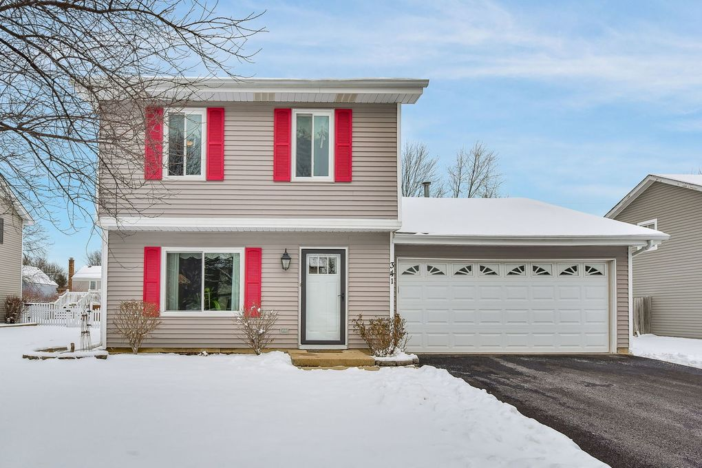 341 Weatherford Ln Naperville, IL 60565
