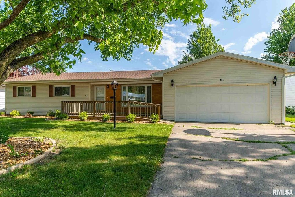 475 Mayfair Dr Lincoln, IL 62656