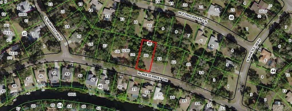 11787 W Waterway Dr Homosassa, FL 34448