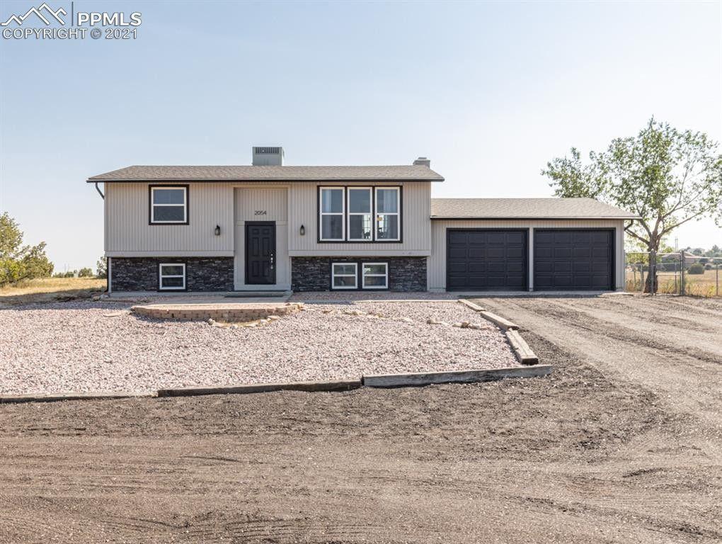 2054 W Locoweed Dr Pueblo West, CO 81007