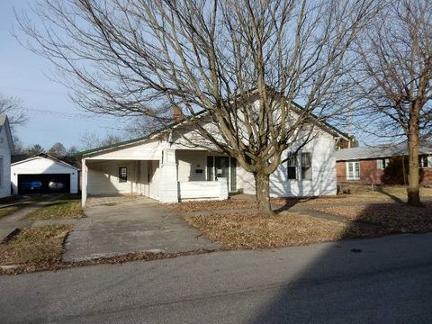Photo of 32 Sw 2nd St, Linton, IN 47441