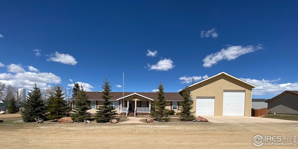 1026 6th St Walden, CO 80480
