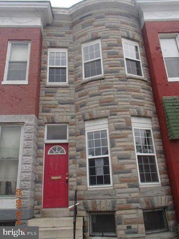 Photo of 1736 N Monroe St, Baltimore, MD 21217