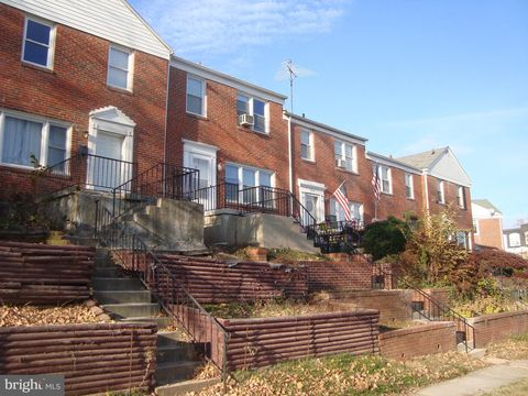 Photo of 848 Bosley Ave, Towson, MD 21204