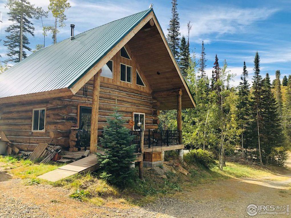 482 Wilderness Rd Walden, CO 80430