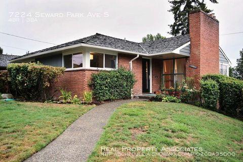 Photo of 7224 Seward Park Ave S, Seattle, WA 98118