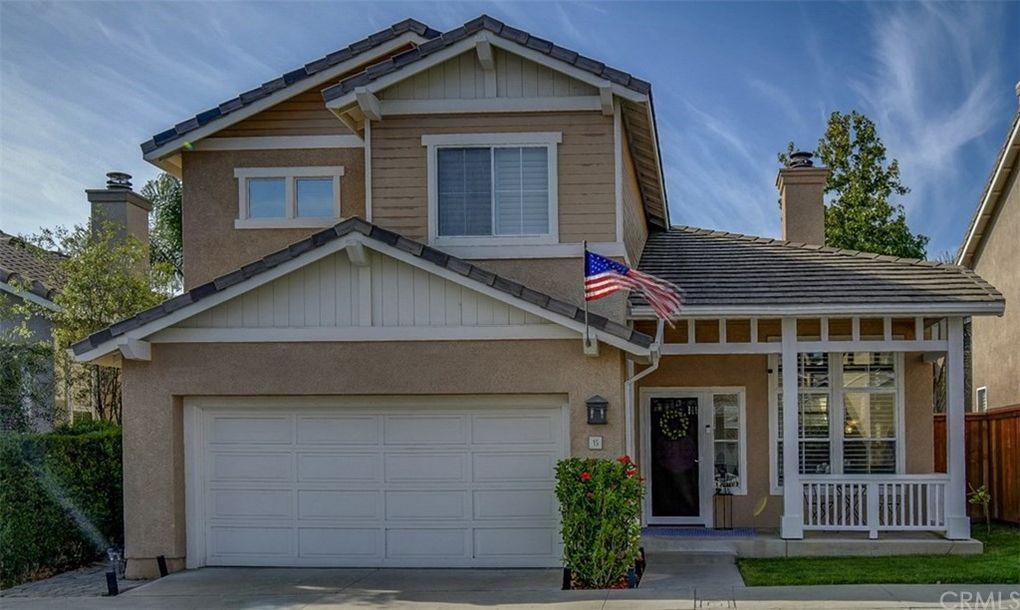 15 Silkwood Ln Rancho Santa Margarita, CA 92688