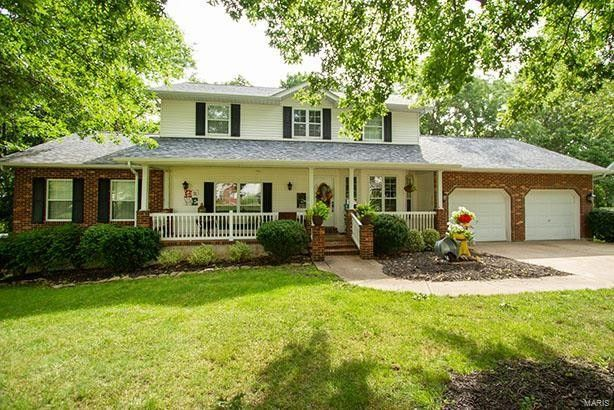 136 Bluffview Dr Troy, MO 63379