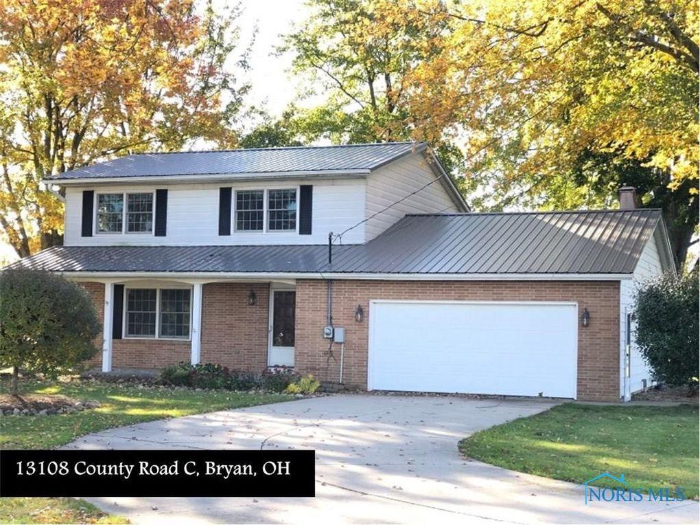 13108 County Road C Bryan Oh 43506 Realtor Com