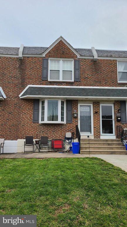 3324 Ashville St Philadelphia Pa 19136 Realtor Com