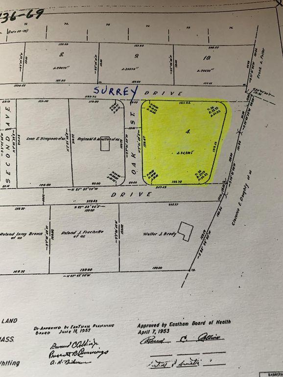 60 Surrey Dr Eastham, MA 02642