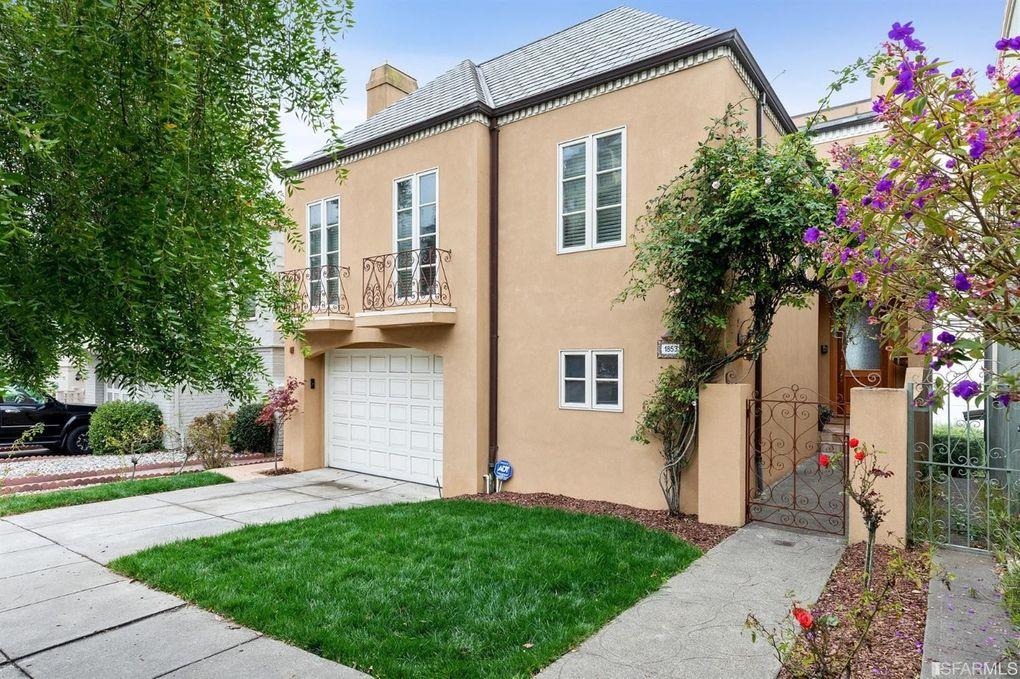 1853 15th Ave San Francisco, CA 94122