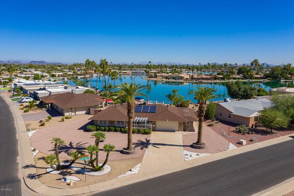 13827 N Lakeshore Pt Sun City, AZ 85351