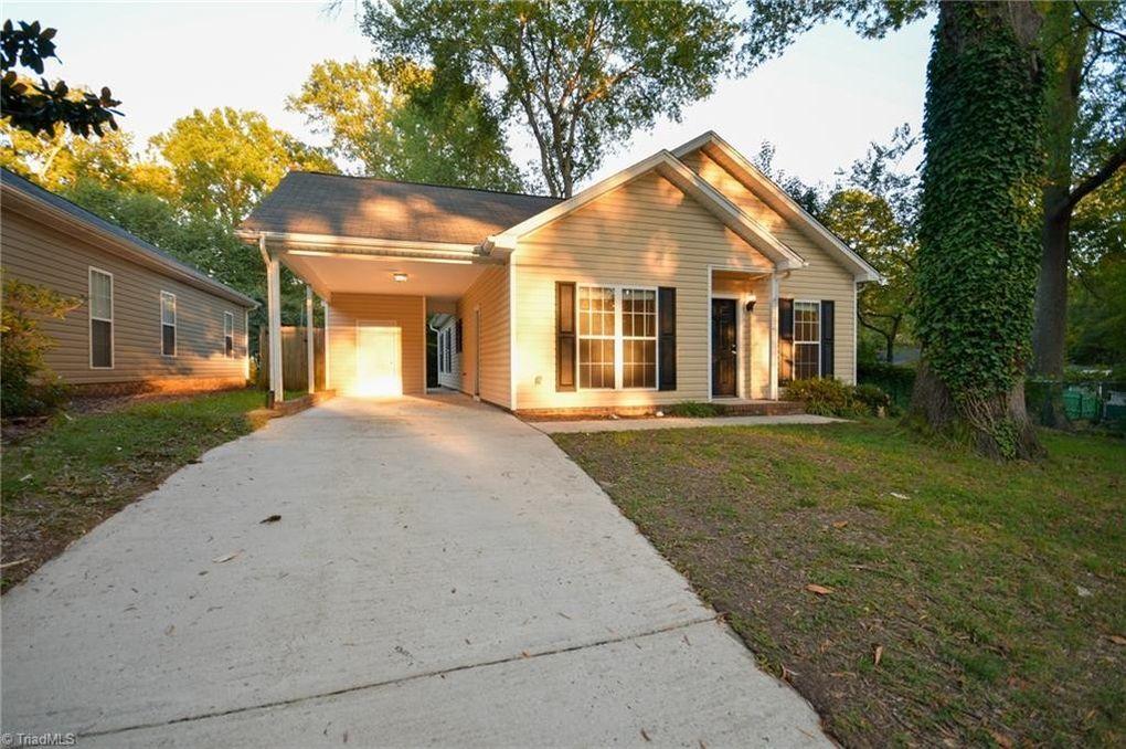 1004 Cleburne St Greensboro, NC 27408