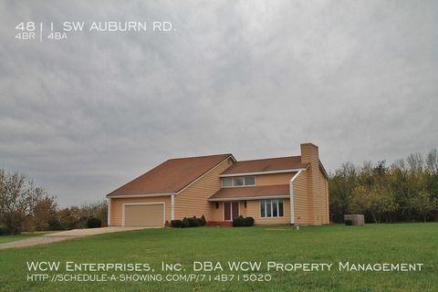 Photo of 4811 Sw Auburn Rd, Topeka, KS 66610