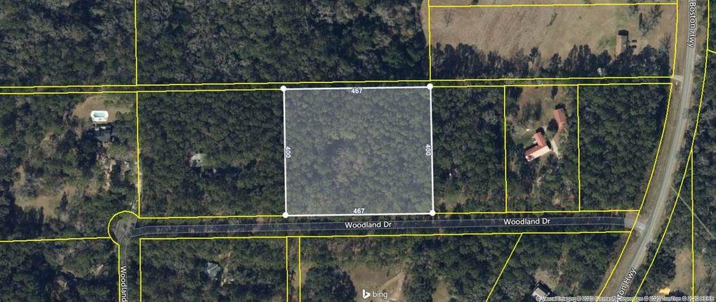 192 Woodland Dr Monticello, FL 32344
