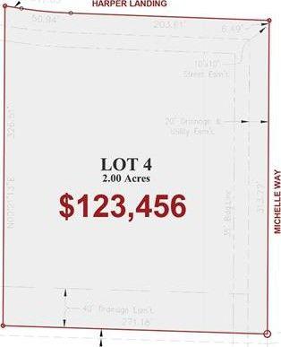 441 Michelle Way Lot 2 Fairview, TX 75069