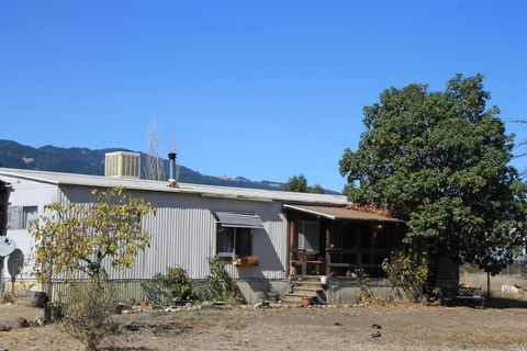 Photo of 76580 Henderson Ln, Covelo, CA 95428