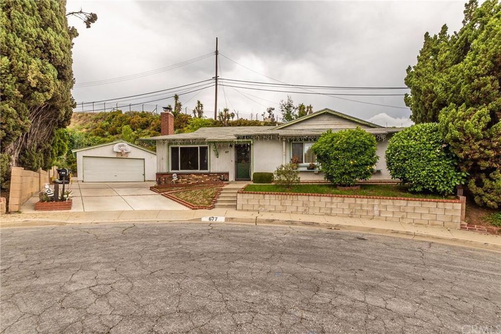 677 Orange Pl Monterey Park, CA 91755