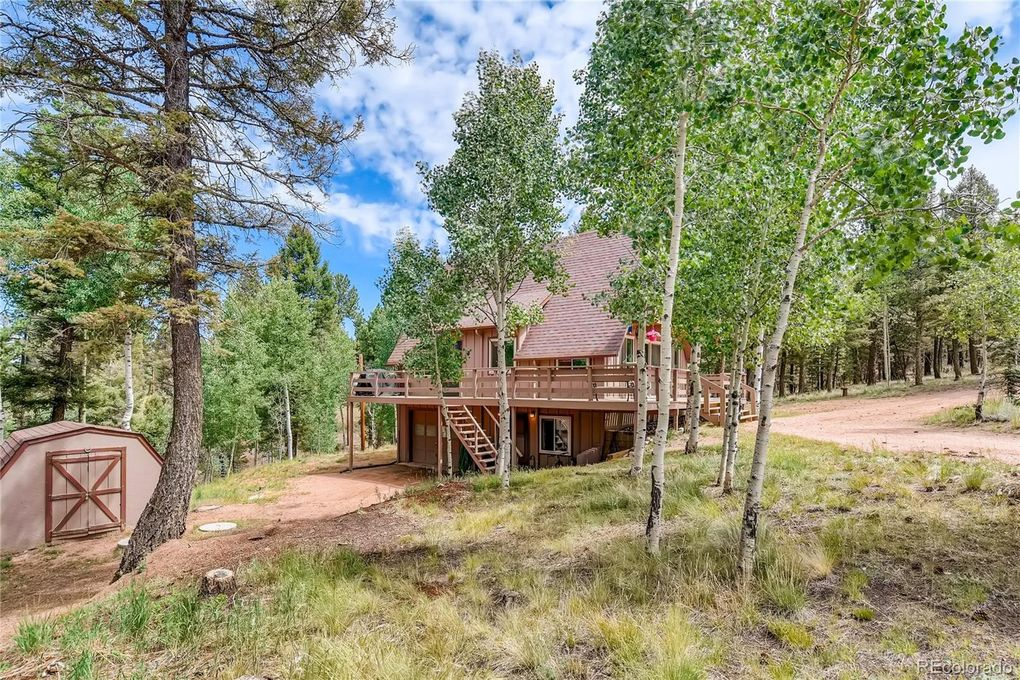 761 Pinewood Rd Florissant, CO 80816