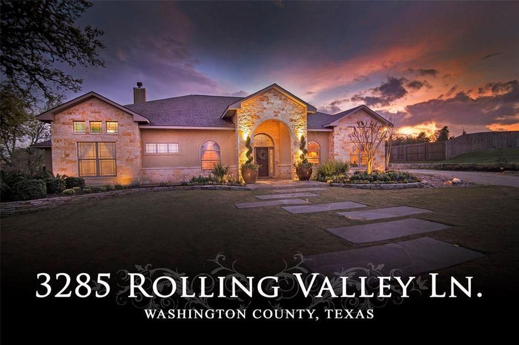 3285 Rolling Valley Ln Brenham Tx 77833 Realtor Com