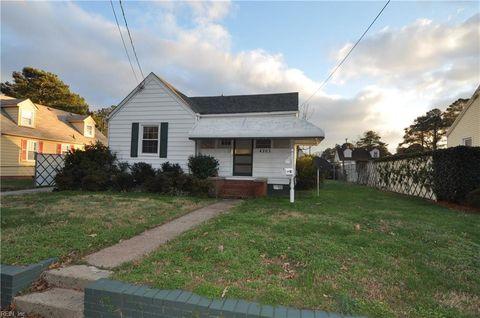 Photo of 4203 Clifford St, Portsmouth, VA 23707