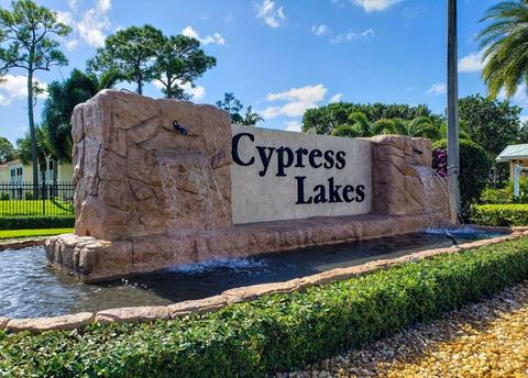 Cypress Lakes, West Palm Beach, FL Real Estate & Homes for Sale |  realtor.com®