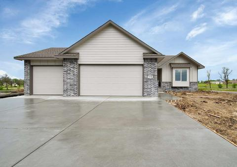 3156 E Reiss St, Park City, KS 67219 with Granite Kitchen
