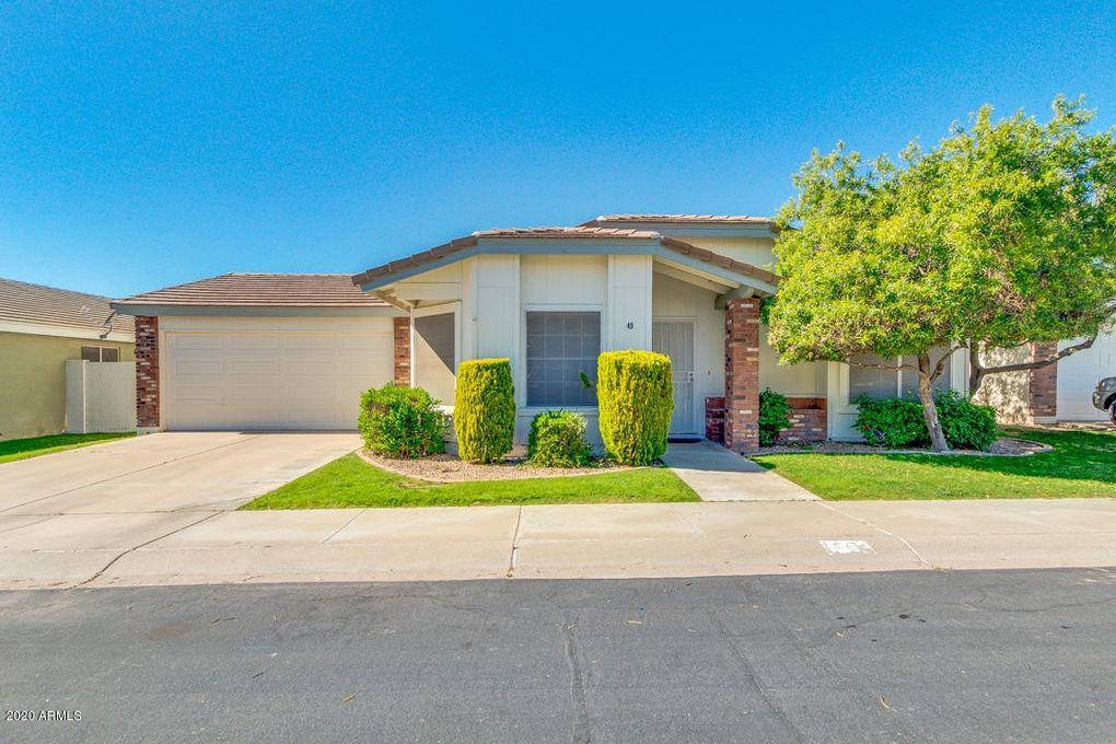 1616 N Alta Mesa Dr Unit 49 Mesa, AZ 85205