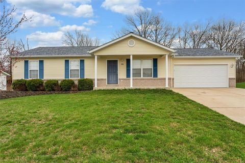 Photo of 264 Parkway Dr, Troy, MO 63379