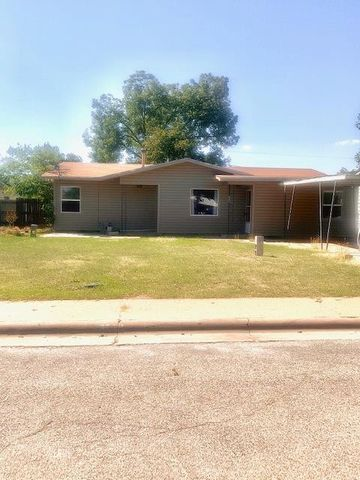 Photo of 3773 Dalton Dr, Snyder, TX 79549