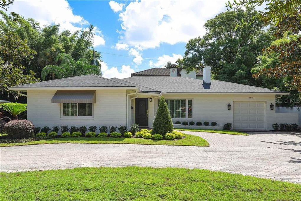 1116 N Park Ave Winter Park Fl 32789 Realtor Com
