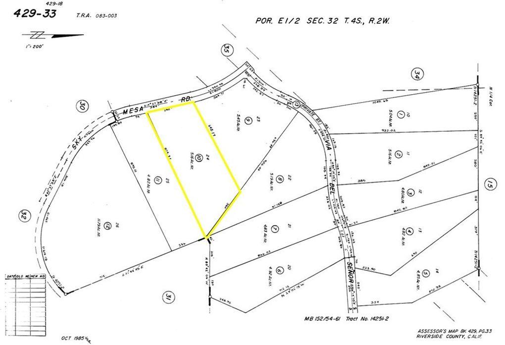 23080 Sky Mesa Rd Homeland, CA 92548